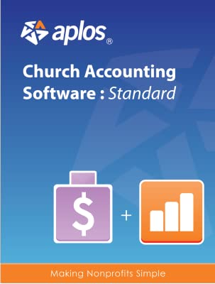 Aplos Church Accounting (1 year license) [Download]