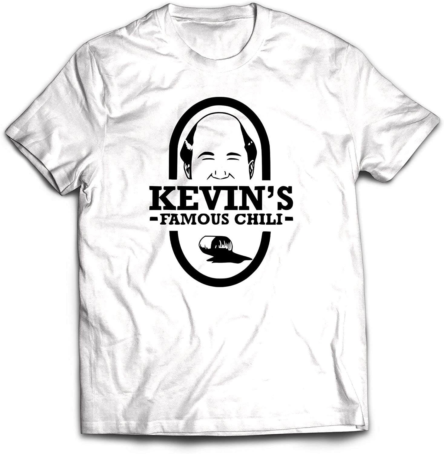 Kevin's Famous Chili T Shirt, The Office T Shirt, Dunder Mifflin Shirt, Kevin Malone Shirt