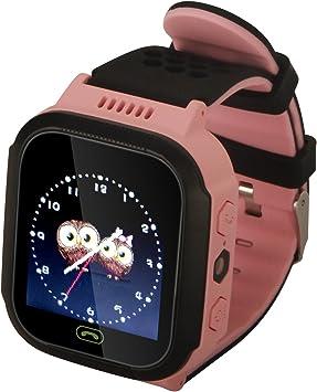Reloj para Niños, Reloj Infantil Pulsera Inteligente Localizador ...