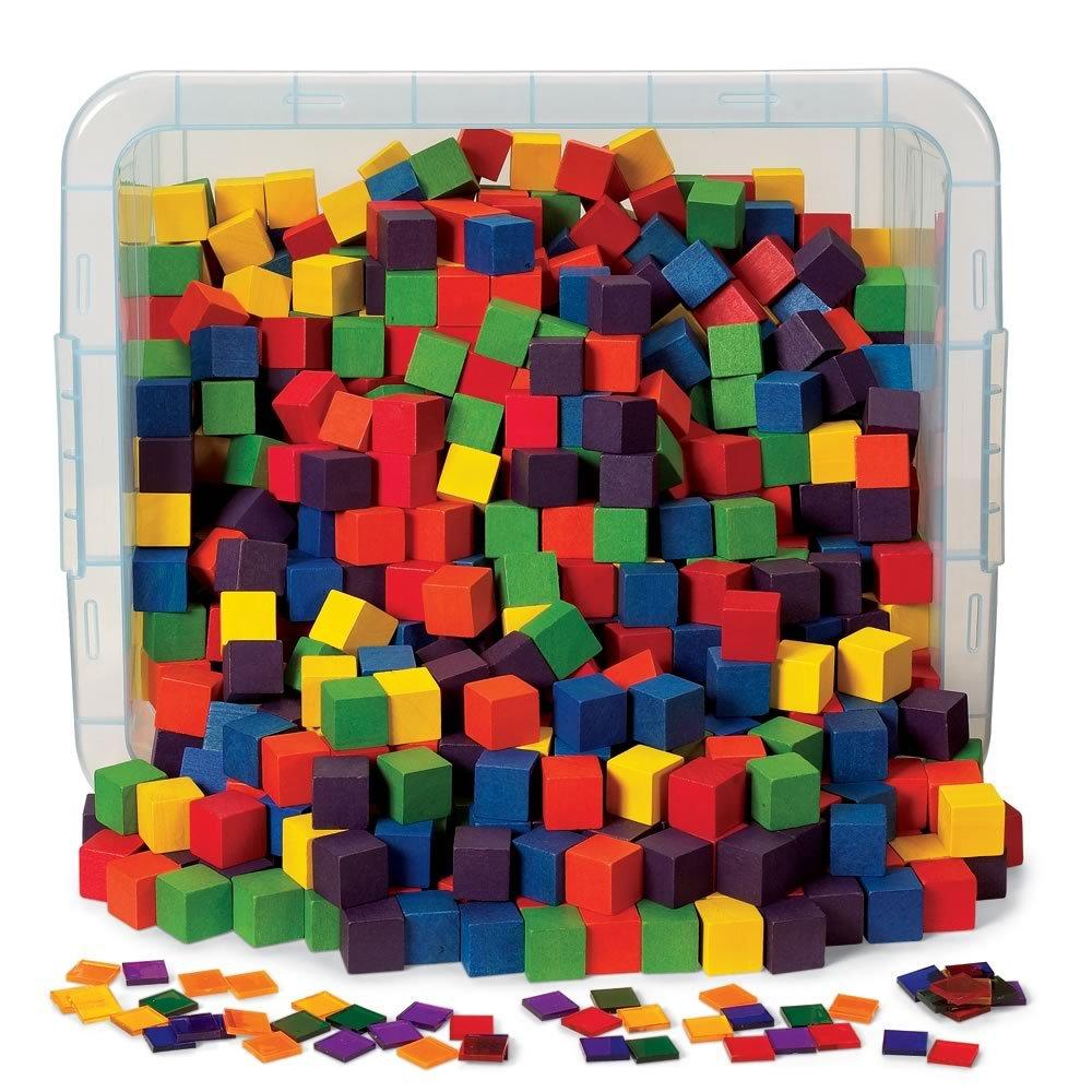 史上一番安い ETA Hand2mind Hand2mind ETA 木製カラーキューブ 教室基本キット 教室基本キット B008N19EDC, 和歌山県湯浅町:239f3a02 --- diceanalytics.pk