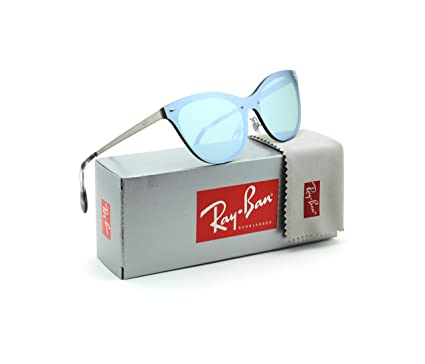 57a3d11f5 Image Unavailable. Image not available for. Color: Ray-Ban RB3580N Blaze  Cat Eye ...