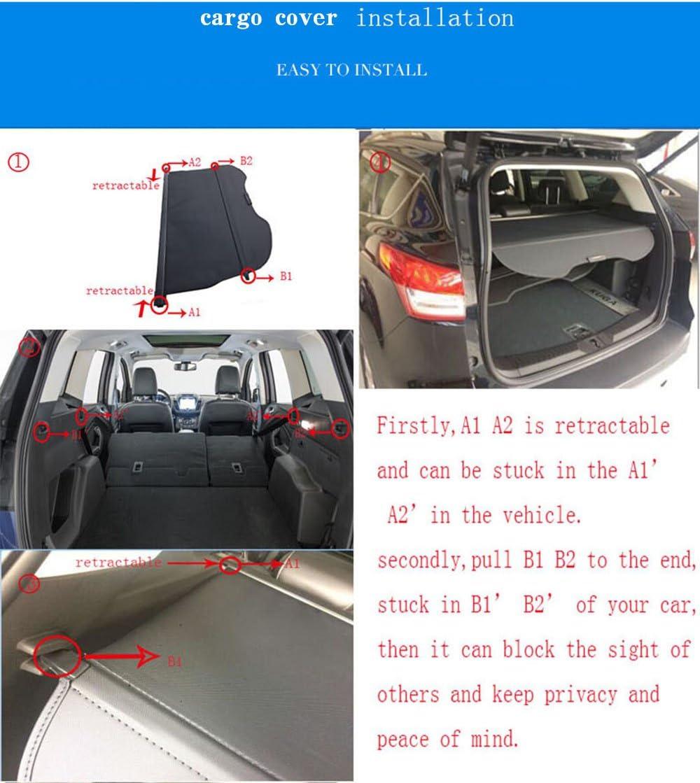 Amazon.com: Kongka - Funda de carga para Ford Escape 13-17 ...