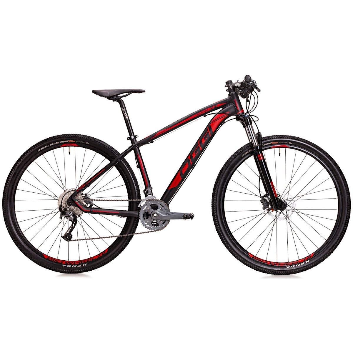 99ec249507a2f Bicicleta MTB OGGI BIG Wheel 7.2 29 2018 27V PRETO VERMELHO  Amazon.com.br   Cozinha