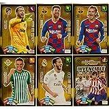 Panini Card Invencible Balón de Oro Adrenalyn XL 2018 2019 Messi ...