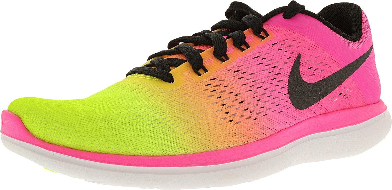Nike Flex 2016 RN OC, Zapatillas de Running Para Hombre 47 EU|Negro (Multi-color / Multi-color)
