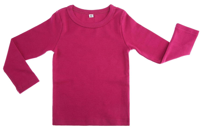 Kids Boy Girls Cotton Thermal Long Underwear Set Toddler Basic Layer Sleepwear Pajamas Set