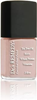 product image for Dr.'s Remedy Organic Nail Polish Long Lasting Treatment for Nails and Toenail formulated by a Physician (Pale Peach)