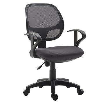 chaise de bureau enfant avec accoudoires