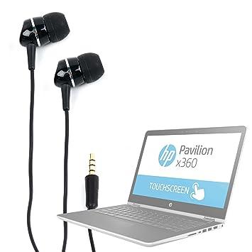 DURAGADGET Auriculares con Portátil HP Spectre x360 13 ...