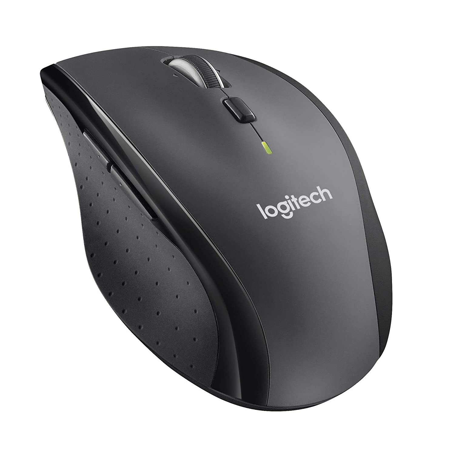 Logitech Wireless Marathon Mouse M705 with 3-Year Battery Life LOGOSHIRT 910-001935 Mice & Presentation Pointers