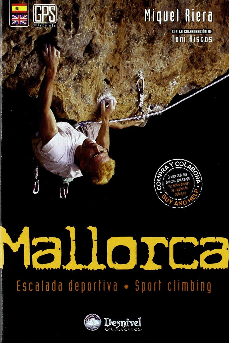 Mallorca - escalada deportiva (Guias De Escalada): Amazon.es ...