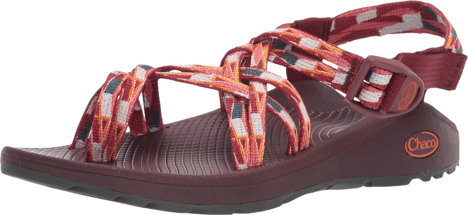 Chaco Women's Wrapsody Sandal, PlatformBlush, 9 M US by Chaco