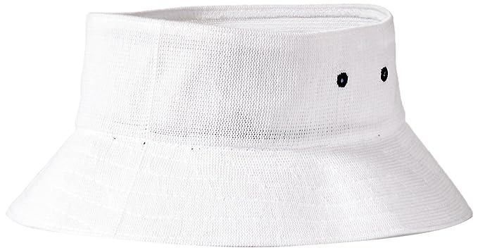 0bb440c1609 Kangol Men s Bamboo Cut Off Bucket Hat Visor  Amazon.co.uk  Clothing