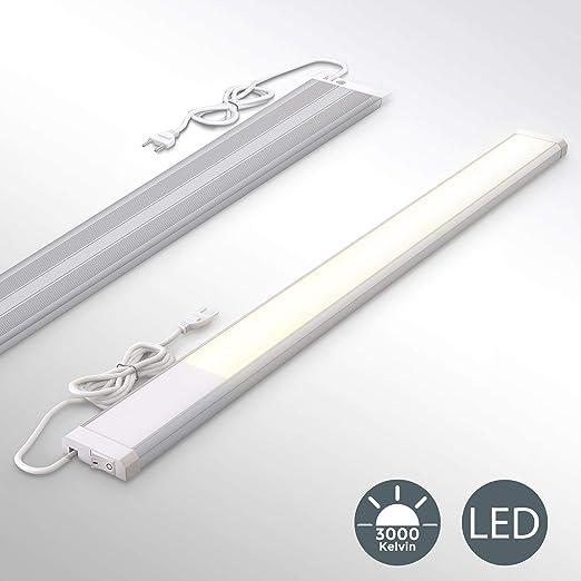 B K Licht Reglette Led Platine Led 10w Integree 1100 Lumen