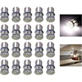 Cargo LED 20 Pcs Extremely Super Bright 1156 1141 1003 1073 BA15S 7506 50 SMD 3014 LED Replacement Light Bulbs for RV…