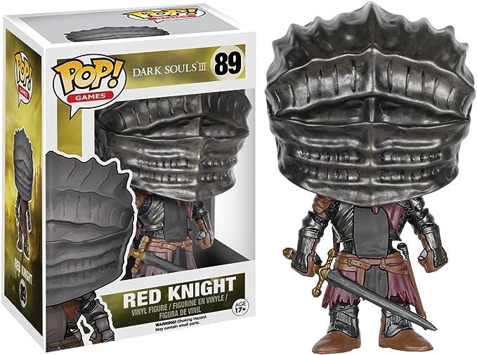 POP! Vinilo - Games: Dark Souls: Red Knight: Funko Pop! Games:: Amazon.es: Juguetes y juegos