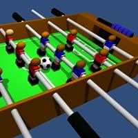 Table Football, Soccer, Foosball 3D