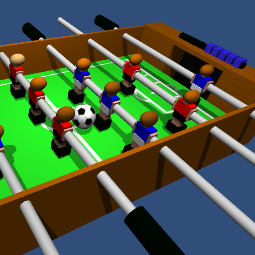 Table Football, Soccer, Foosball 3D (Table Football Game)