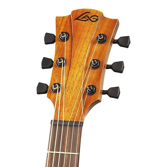 Lag - T66d dreadnought guitarra acústica: Amazon.es: Instrumentos musicales
