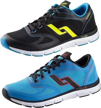 Intersport Pro Touch Zapatillas de Run oz Pro V M – Azul/Negro/Rojo, tamaño: 44: Amazon.es: Deportes y aire libre