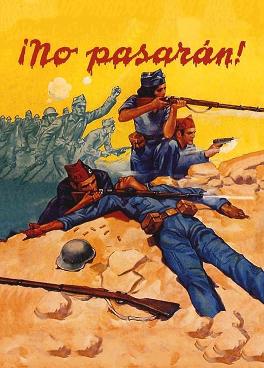 World of Art - Lámina de cartel de propaganda de la Guerra ...