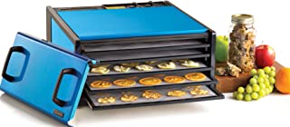 product image for Excalibur D500RB Dehydrator, 5-Tray, Blue (Discontinued