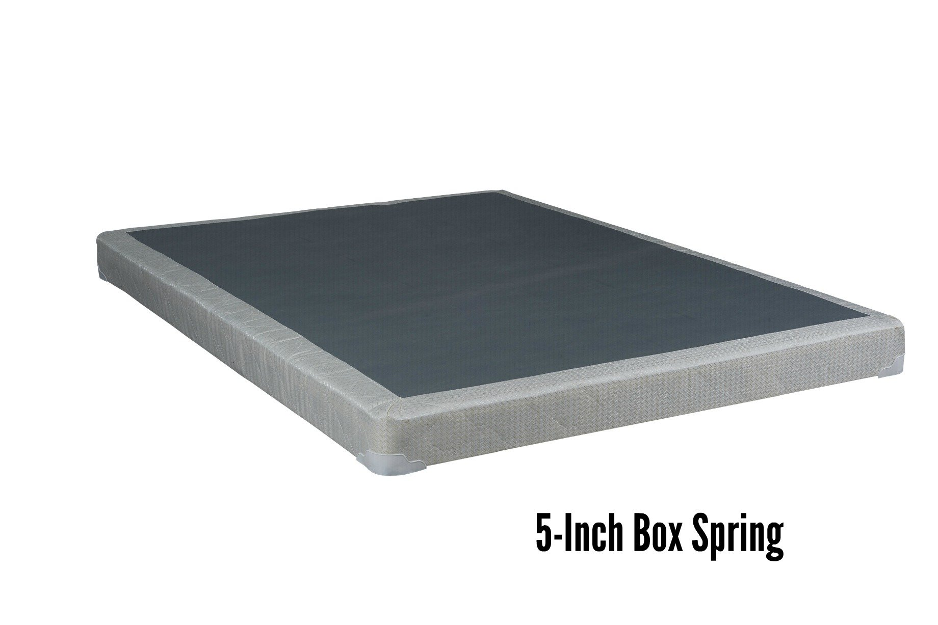 Spinal Solution 4-Inch Assembled Box Spring for Mattress, SensationCollection, Twin Size by Spinal Solution (Image #2)