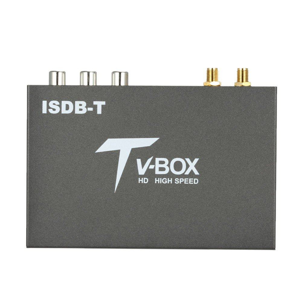 Morjava T-518 ISDB-T receiver HD combo type full module MPEG-2 MP HL MPEG-4 H.264 decoder by Morjava