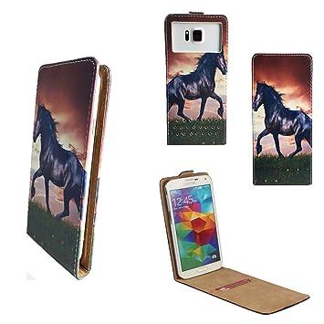 ELEPHONE S7 Smartphone plegable Flip funda/carcasa con ...