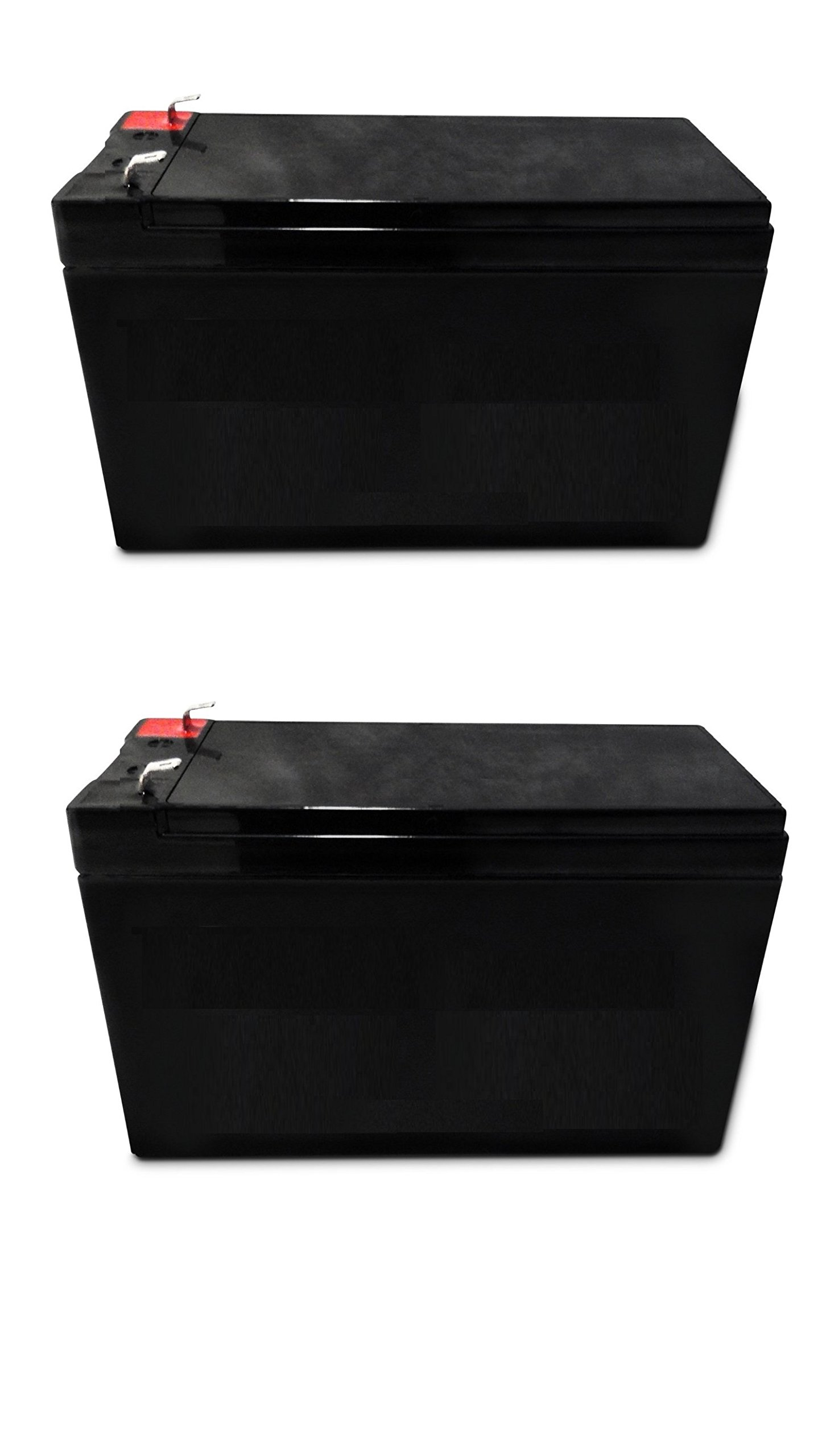BATTERY REPLACEMENT. ENDURING 6-DW-7 12V 7AH UB1270 - 2 Pack