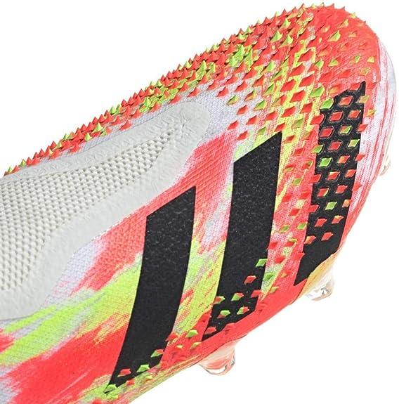 Scarpe da calcio Predator Mutator 20.1 Soft Ground Nero.