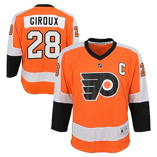 Amazon.com   NHL Philadelphia Flyers Youth Boys Replica Home-Team Jersey 4b2032e28