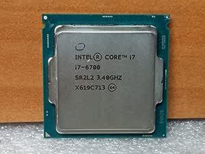 انتل كور i7-6700 3.4 جيجا هرتز رباعي النواة 1151 معسكلية CPU- لا تتضمن وحدة المعالجة المركزية BX80662I76700 i7-6700/SR2l2