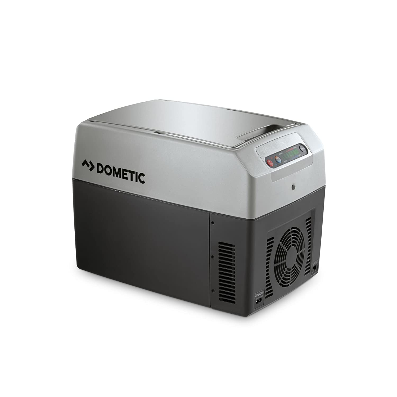 Dometic TropiCool TC 21 tragbare thermo-elektrische Kü hlbox/Heizbox, 20 Liter, 12/24 V und 230 V fü r Auto, Lkw, Boot und Steckdose, Energieklasse A++ Dometic Waeco International GmbH 9600000463
