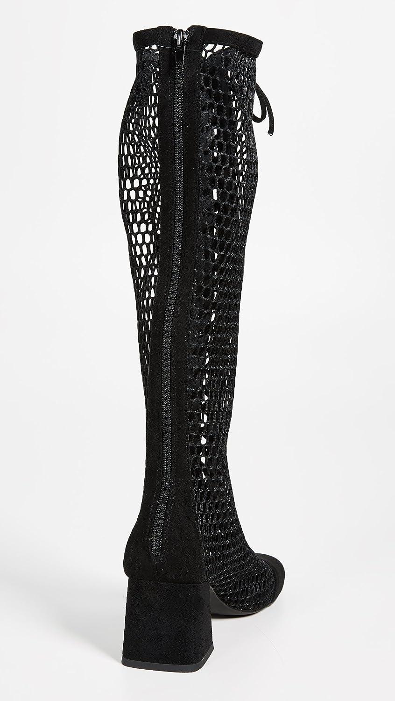 Jeffrey Campbell Women's Diviner Boots B07DCSWW8G 7 B(M) US|Black