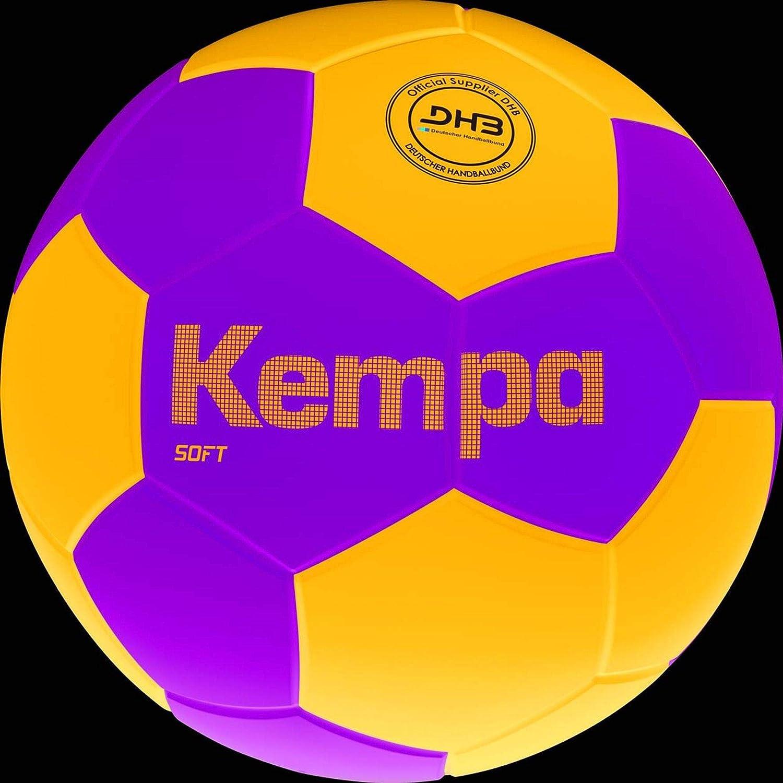 Kempa Soft balón de Balonmano, Juventud Unisex: Amazon.es ...