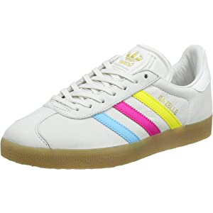 bae80d22a2fb adidas Unisex Adults  Gazelle Low-Top Sneakers