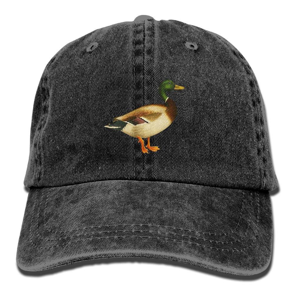 Mallard Duck Adult New Style COWBOY HAT