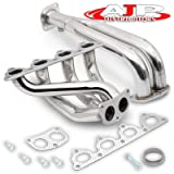 2 Piece 4-2-1 Stainless Steel Exhaust Header with