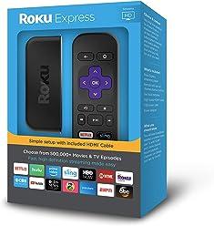 Roku Express | 5X More Powerful HD Streaming