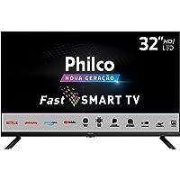 Smart TV Philco PTV32G70SBL LED- HD- WIFI integrado