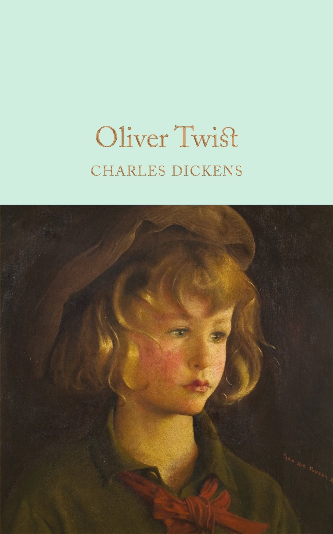 Oliver Twist (Macmillan Collector's Library) pdf epub