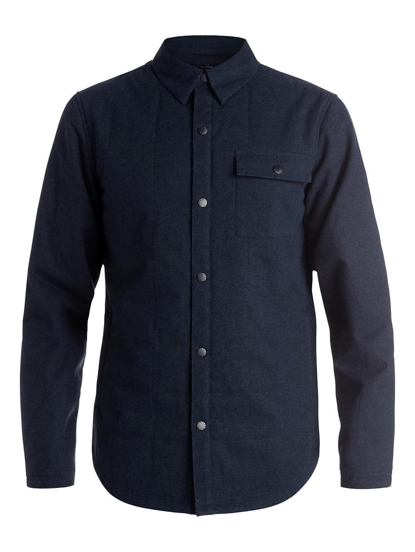 Herren Hemd lang Quiksilver Agent Shirt LS