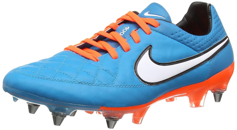 huge discount b97e2 d09e3 Nike Tiempo Legend - Zapatillas de fútbol de Piel Hombre  Amazon.es   Zapatos y complementos