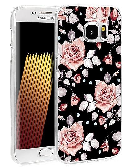 samsung galaxy s7 case floral