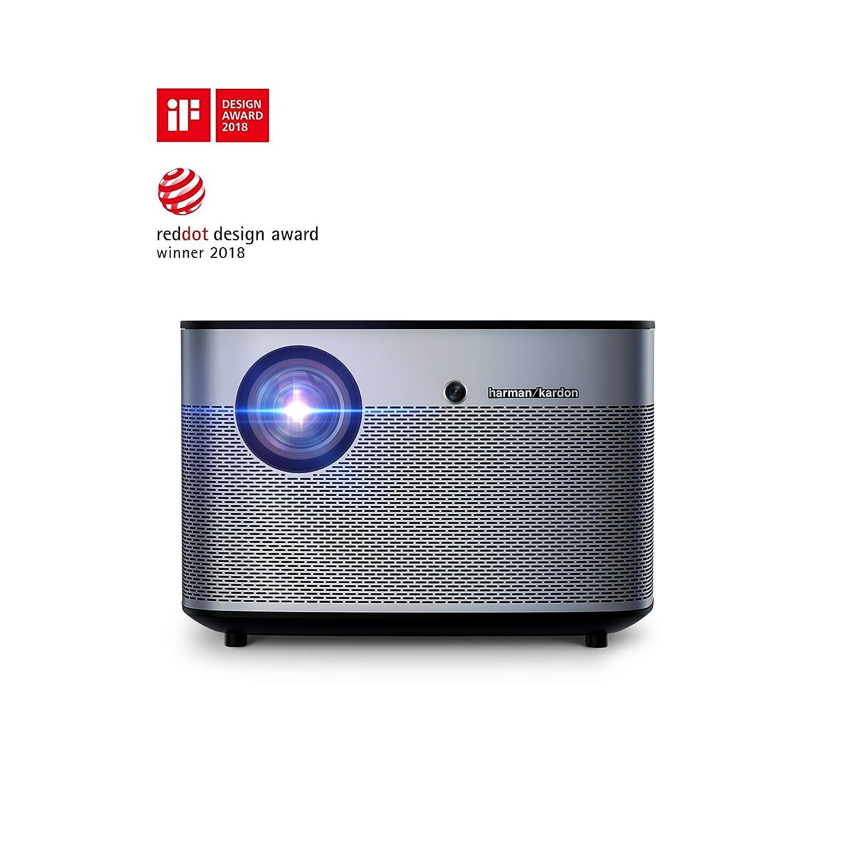 XGIMI H2 Proyector Inteligente True 1080P 4K Compatible 1350ANSI ...