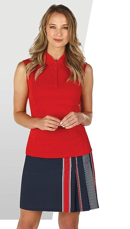 Nivo Golf Falda Mujer Alessia Azul Marino. Talla 8 (42EU): Amazon ...