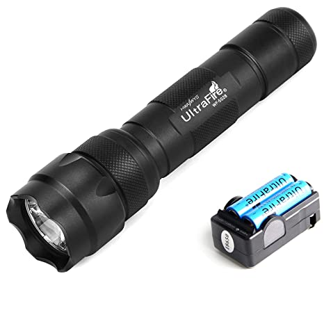 Amazon Ultrafire Wf502b 1000 Lumens Led Flashlight Small Pocket