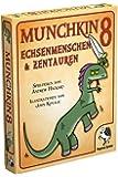 Pegasus Spiele 17218G - Munchkin 8, Echsenmenschen & Zentauren