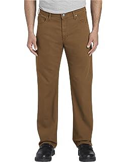 50ef22b887e546 Amazon.com: Dickies Men's Tough Max Duck 5-Pocket Pant: Clothing